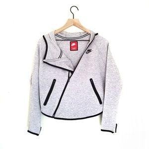 Nike Tech Women's Full Zip Hoodie Sweatshirt TLC